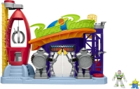 Wholesalers of Imaginext Playset Featuring Toy Story Pizza Planet toys image 2