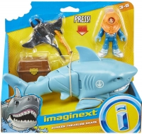 Wholesalers of Imaginext Sharks & Vehicle Asst toys image
