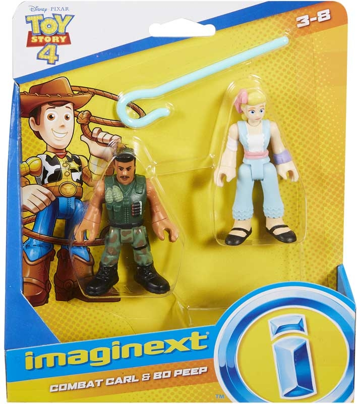 Wholesalers of Imaginext Toy Story 4 Basic Asst toys