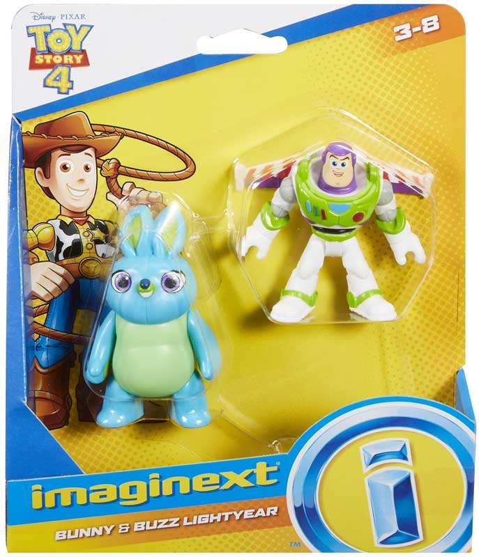 Wholesalers of Imaginext Toy Story 4 Buzz & Character toys