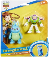 Wholesalers of Imaginext Toy Story 4 Buzz & Character toys image