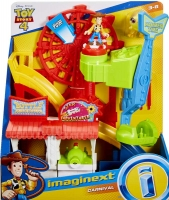 Wholesalers of Imaginext Toy Story 4 Carnival Playset toys Tmb