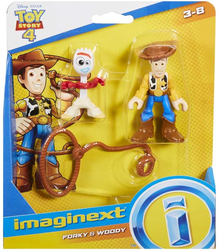 Wholesalers of Imaginext Toy Story 4 Woody And Character toys