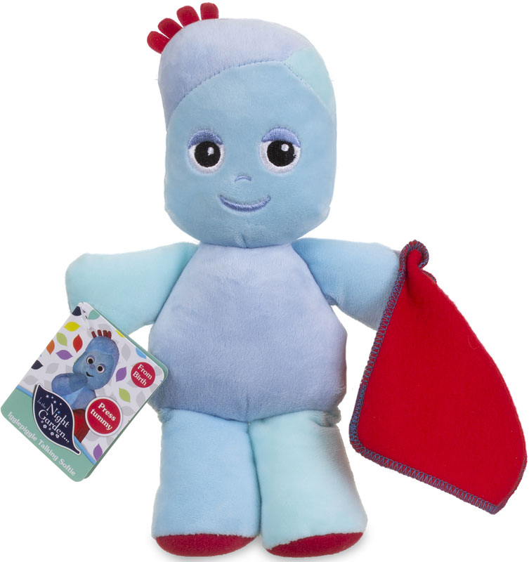Wholesalers of In The Night Garden Cuddly Collectable Soft Toy Iggepiggle toys