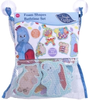 Wholesalers of In The Night Garden Foam Bath Time Set Large toys Tmb