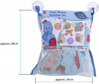 Wholesalers of In The Night Garden Foam Bath Time Set toys image 2