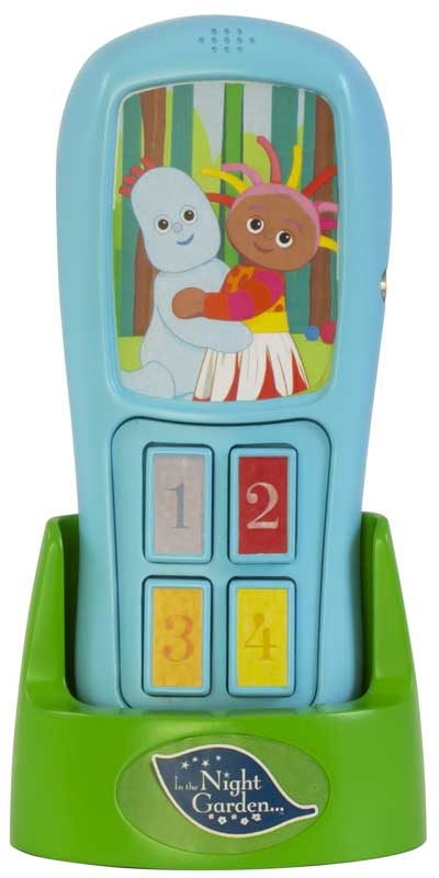 Wholesalers of In The Night Garden Fun Phone toys