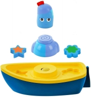 Wholesalers of In The Night Garden Igglepiggles Lightshow Bath-time Boat toys image 3