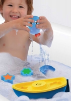 Wholesalers of In The Night Garden Igglepiggles Lightshow Bath-time Boat toys image 5