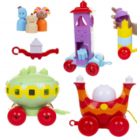 Wholesalers of In The Night Garden Musical Activity Ninky Nonk Bubble Train toys image 2