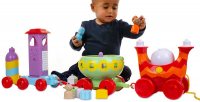 Wholesalers of In The Night Garden Musical Activity Ninky Nonk Bubble Train toys image 3