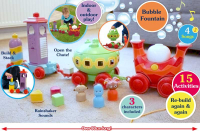 Wholesalers of In The Night Garden Musical Activity Ninky Nonk Bubble Train toys image 4