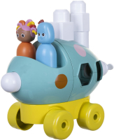 Wholesalers of In The Night Garden Pinky Ponk Build & Sort Vehicle toys image 3