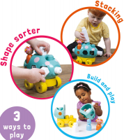 Wholesalers of In The Night Garden Pinky Ponk Build & Sort Vehicle toys image 4