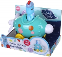 Wholesalers of In The Night Garden Press And Go Vehicles Asst toys image