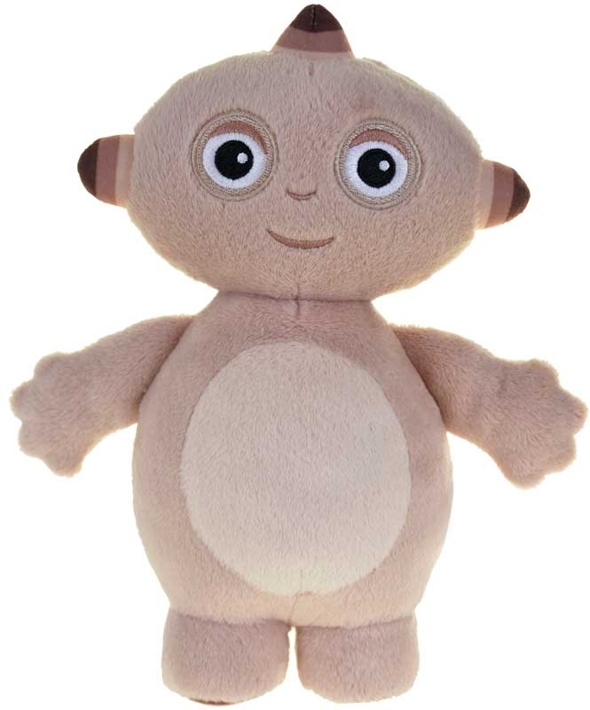 Wholesalers of In The Night Garden Snuggly Singing Makka Pakka toys