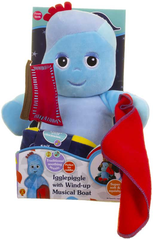 Wholesalers of In The Night Garden Soft Igglepiggle With Wind Up Musical Bo toys