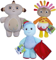Wholesalers of In The Night Garden Super Squashy Soft Toys Asst toys image 2