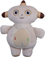 Wholesalers of In The Night Garden Super Squashy Soft Toys Asst toys image 4
