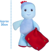 Wholesalers of In The Night Garden Super Squashy Soft Toys Asst toys image 5
