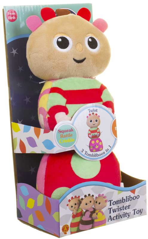 Wholesalers of In The Night Garden Tombliboo Twister Activity Soft Toy toys