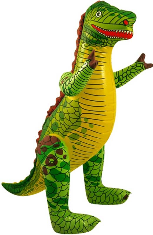 Wholesalers of Inflatable Dinosaur 76cm toys