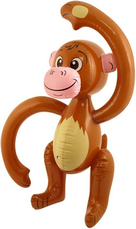 Wholesalers of Inflatable Monkey 58cm toys