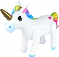 Wholesalers of Inflatable Unicorn 53 X 35cm toys image