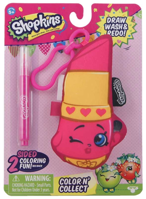 Wholesalers of Inkoos Colour N Collect Shopkins Asst In Cdu toys