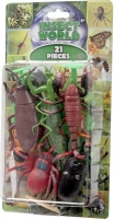 Wholesalers of Insect World 21 Pieces toys image
