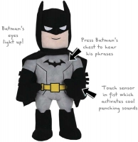 Wholesalers of Interactive Power Punch Batman toys image 3