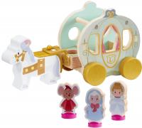 Wholesalers of Disney Princess Wooden Cinderellas Pumpkin Carriage toys image 2