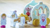 Wholesalers of Disney Princess Wooden Cinderellas Pumpkin Carriage toys image 5