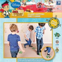 Wholesalers of Jake And The Never Land Pirates Island Hopping Game toys image