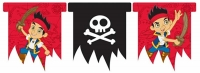 Wholesalers of Jake And The Never Land Pirates Plastic Flag Banner toys image