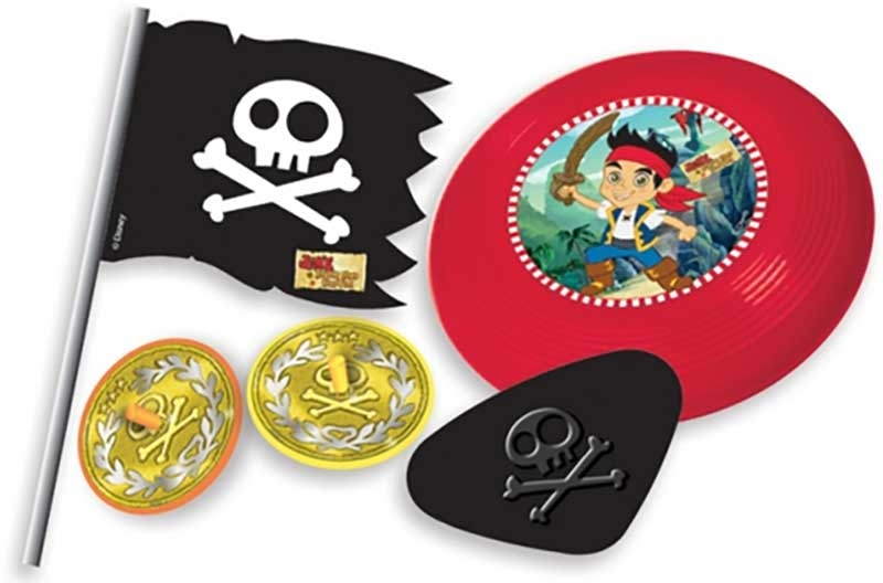 Wholesalers of Jake And The Neverland Pirates Toy Favor Pack toys