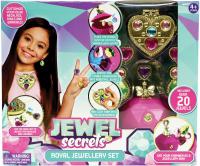 Wholesalers of Jewel Secrets - Royal Jewellery Set toys image