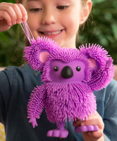 Wholesalers of Jiggly Pets Koala - Purple toys image 4