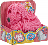Wholesalers of Jiggly Pets Pup - Pink toys Tmb