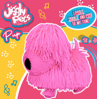 Wholesalers of Jiggly Pets Pup - Pink toys image 4
