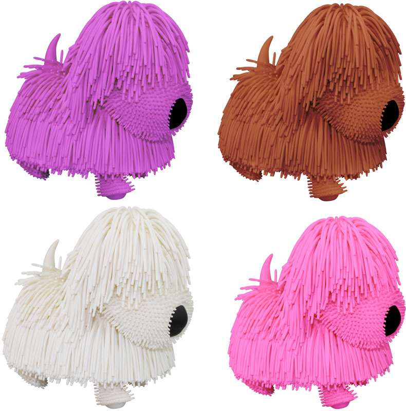 Wholesalers of Jiggly Pets Pup Assortment toys