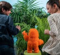 Wholesalers of Jiggly Pets Tan Tan The Orangutan toys image 3