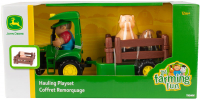 Wholesalers of John Deere 1st Farming Fun Hauling Set toys image