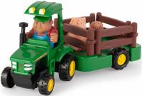 Wholesalers of John Deere 1st Farming Fun Hauling Set toys image 2
