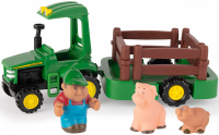 Wholesalers of John Deere 1st Farming Fun Hauling Set toys image 3