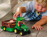Wholesalers of John Deere 1st Farming Fun Hauling Set toys image 4