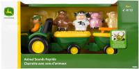 Wholesalers of John Deere Animal Sounds Hayride toys image
