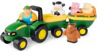 Wholesalers of John Deere Animal Sounds Hayride toys image 2