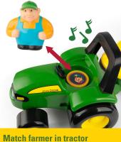 Wholesalers of John Deere Animal Sounds Hayride toys image 3