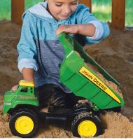 Wholesalers of John Deere Big Scoop Dump Truck toys image 3
